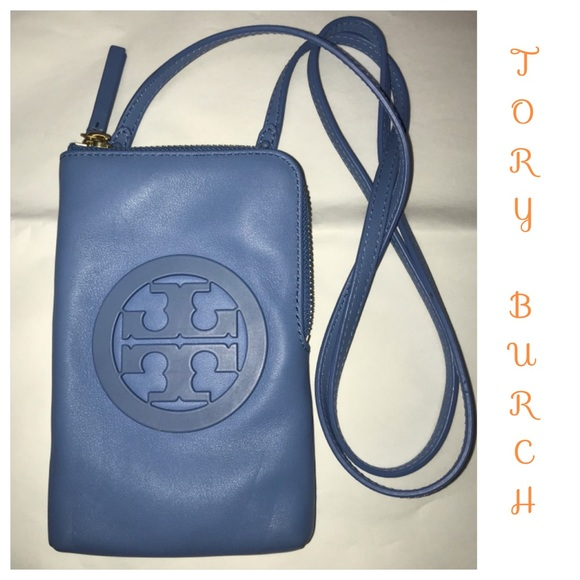 Tory Burch Handbags - TORY BURCH CHARLIE MINI PHONE CROSS-BODY